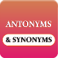 Antonyms Synonyms Dictionary (Offline)