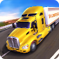 Cargo Truck Driver: American Transport