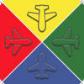 Classic Chinese Ludo – Flight Chess