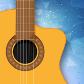 Coach Guitar Tuner & Full Basic Chord Easy Tuning