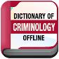 Criminology Dictionary Pro