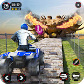 Dragon Road ATV Quad Bike:Offroad Stunt Games 2018