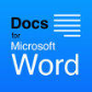 Full Docs – Microsoft Office Word Edition for MS 365 Mobile