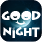 Good Night Wishes(Stickers SMS GIF)