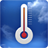 Hot Weather Thermometer