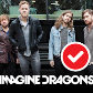 Imagine Dragons Songs mp3 (Thunder, Believer, etc)