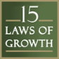 John C. Maxwell's The 15 Invaluable Laws of Growth