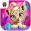 Jungle Animal Hair Salon – Wild Makeover