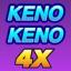 Keno Keno 4X