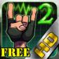 Metal Loops 2 HD – The best free Guitar and Drums practice app!