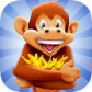 Monkey Quest Rush: Banana Drop Madness