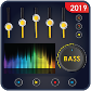 Mp3 Equalizer Music Player: Volume + Base Booster