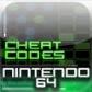Nintendo 64 Cheat Codes