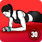 Plank Workout – 30 Days Plank Challenge Free