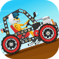 Racing Car Games for Kids 2-6 years free ride bike
