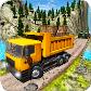 Real Truck Driver Cargo Legends Wood Transporter