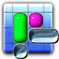 Sticky Blocks Sliding Puzzle