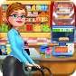Supermarket Grocery Shopping: Mall Girl Games
