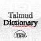 TES Talmud Dictionary