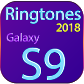 "Top ""100"" Popular ringtones galaxy S9"