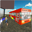 Tourist Bus Offroad Driving 3D