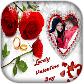 Valentine Day Photo Frame