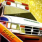 Winter Cold Dark Night Blackout : The Emergency Vehicle to the Rescue – Free